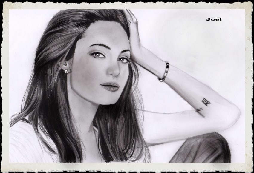 Angelina Jolie by klk68